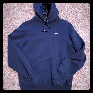 Navy Blue Nike Sweatshirt